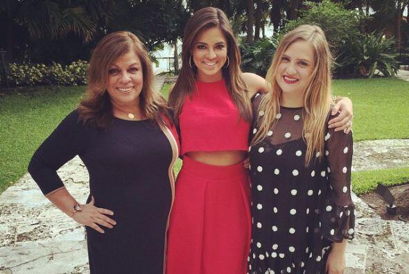 Pamela Silva Conde nos subraya que todo es mejor con la familia, como aq...