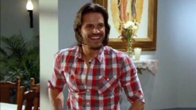 Mark Tacher interpreta a Gael en la telenovela Abismo De Pasión.