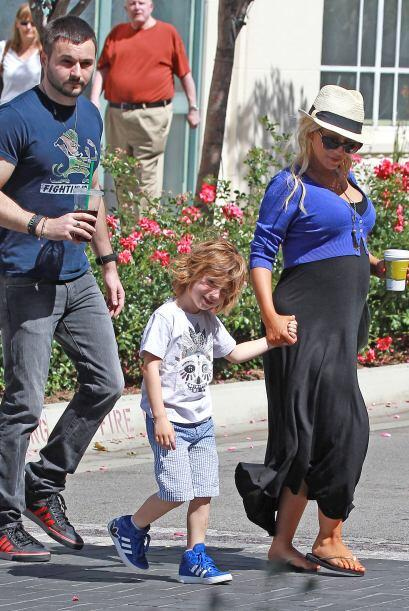 Matt RutlerSerá el papá del segundo hijo de la cantante Ch...