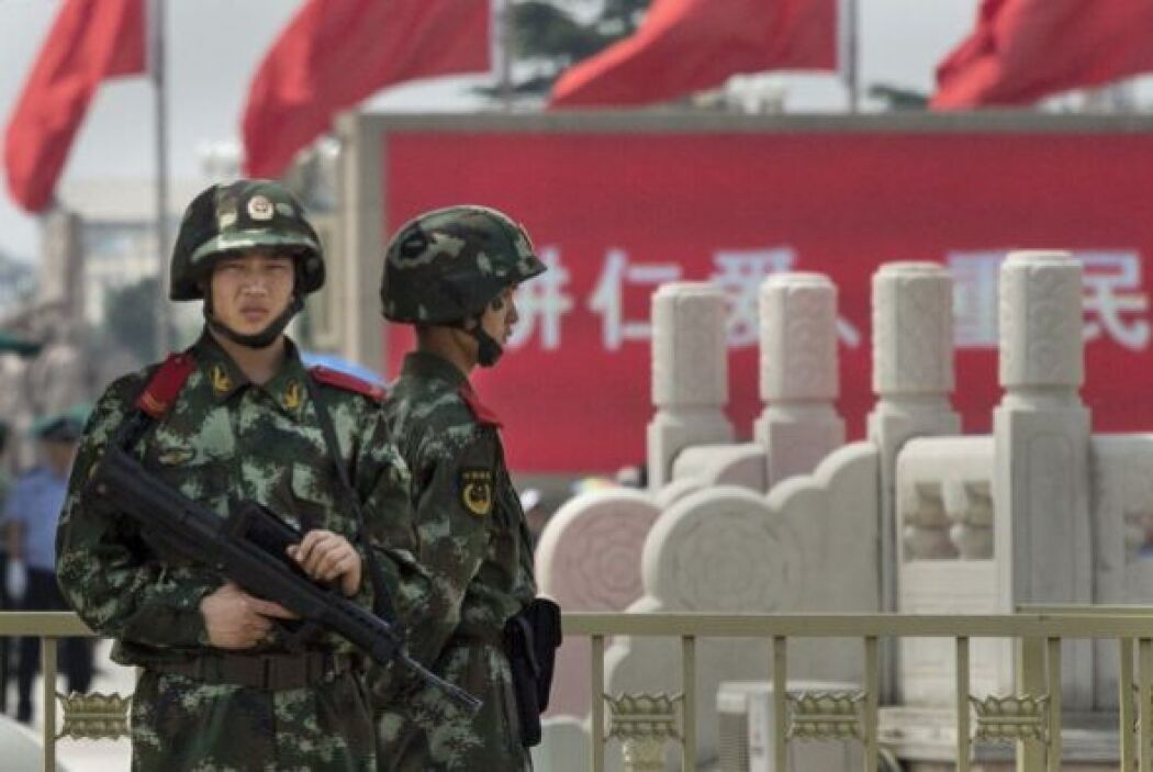 El gobierno chino tiene vetado un tema que los ciudadanos no olvidan, ni...