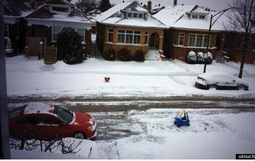 Así es como los residentes de Chicago han tenido que ingeniarselas para...