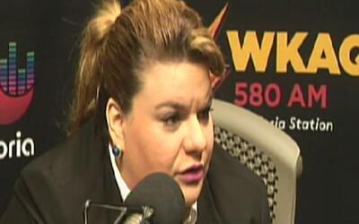 Jenniffer González lista para trabajar con la junta de control federal