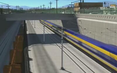Juez de Sacramento revive el proyecto del tren bala en California