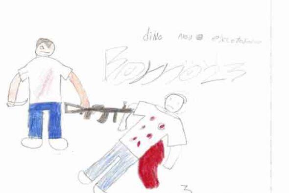 Michoacán es hogar del violento cártel de La Familia. Cortesía de la Com...