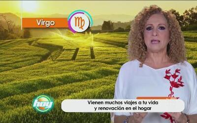 Mizada Virgo 30 de mayo de 2016