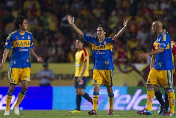 Los Tigres no ganan en la Liguilla desde el Clausura 2012 en esa ocasión...