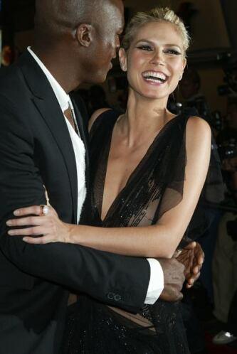 El tórrido romance entre la modelo y el cantante los ponía de ejemplo en...
