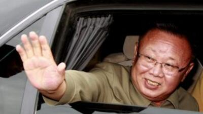 Kim Jong Il fue Presidente de Corea del Norte de 1993 a 2011.