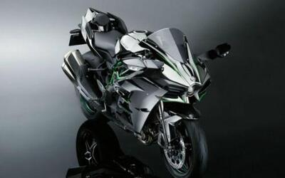 La Ninja H2 es la primera de una nueva generación de motos supercargadas.