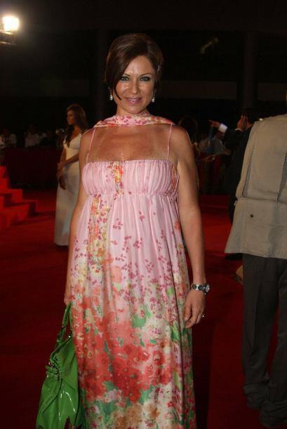 Leticia Calderón compite en la categoría Primera Actriz po...