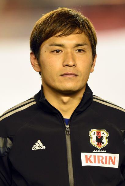 Toshihiro Aoyama. Posición: Mediocampista. Fecha de nacimiento: 2...