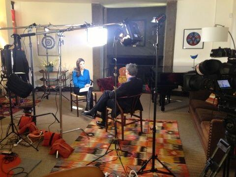 Disfruta de la entrevista que le realizó Pamela Silva Conde este domingo...