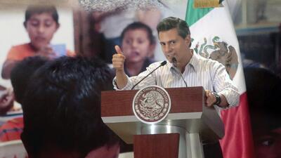 Peña visitó Guerrero pero no fue a Iguala
