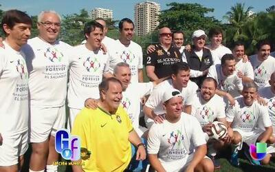 YT version- El Grodo de Molina jugó con los grandes del fútbol