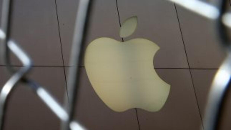 El gigante tecnológico Apple.