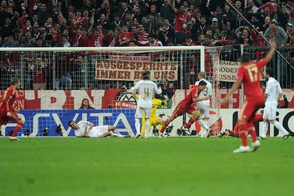 Un desborde de Philipp Lahm por la banda derecha ayudó a que el lateral...