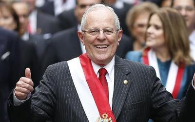 Cambio de mando presidencial en Perú
