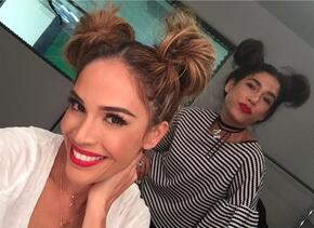 Karla Martinez peinados
