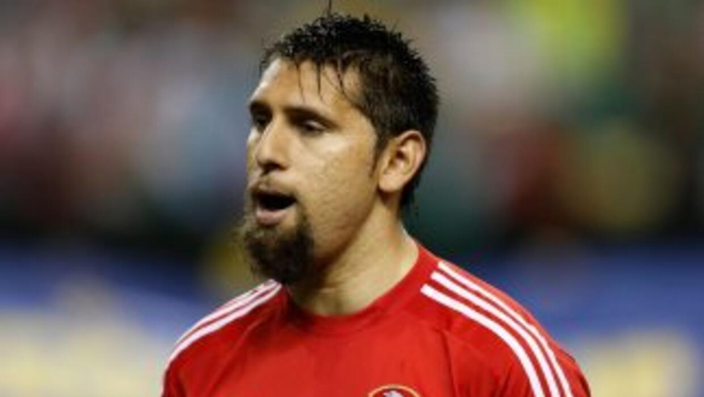 Jonathan Orozco se resintió de su lesión y abandonó la concentración de...