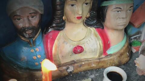 Le atribuyen milagros a los delincuentes de 'La Corte Malandra'