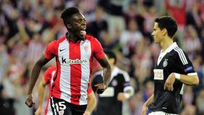 El Athletic vence al Espanyol en San Mamés