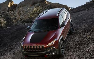 Jeep Cherokee Trailhawk 2015