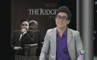 "Mr. Cashentu habla de su película ""The Judge"""