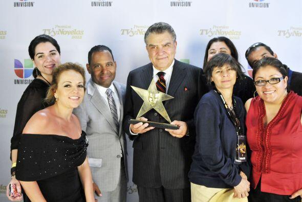 En el 2012 Don Francisco seguirá cosechando muchos más éxitos.