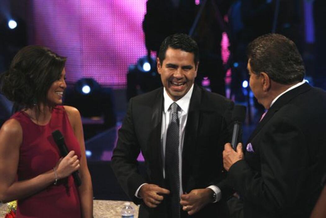 Y en esa época nunca se imaginó casarse con el presidente de Univision C...