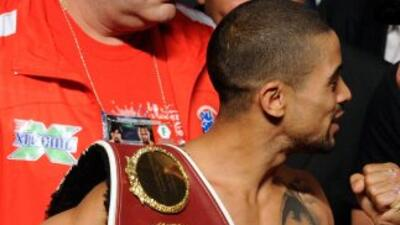 Wilfredo Vázquez jr peleará en su patio contra Rafael Márquez.