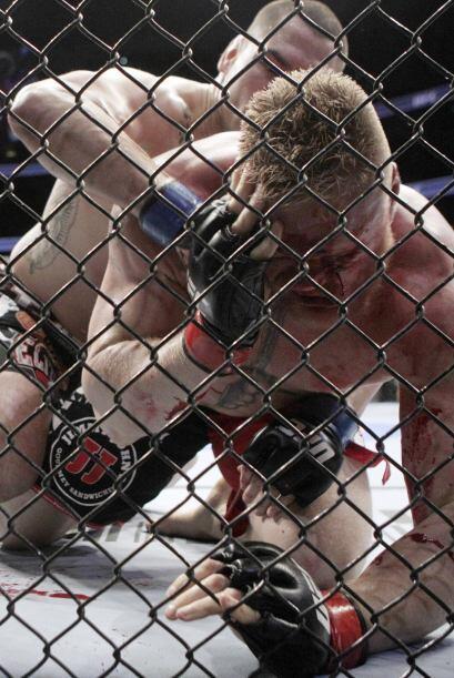 La función 121 de la UFC fue un éxito absoluto con el mexicano Caín Velá...