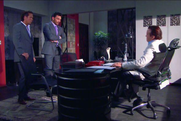 Ponte a temblar Patricio, estás frente al señor Peralta.