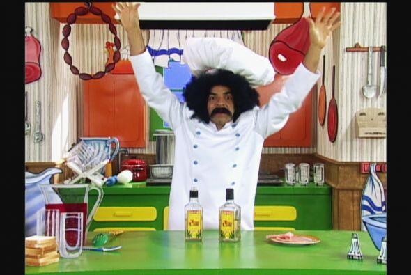 El Chef Pepe Roni presenta las mejores recetas de la televisión a nivel...