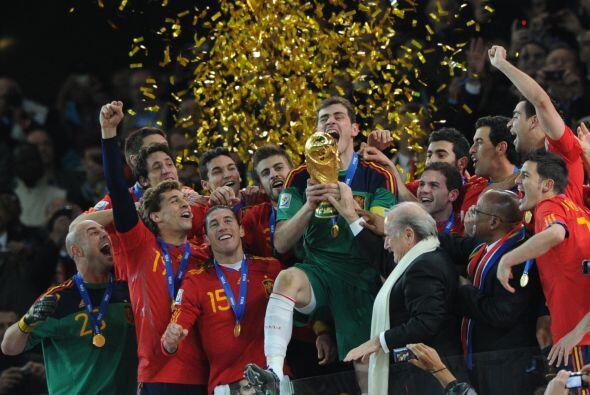 Con esos niveles en su Liga, España igual pudo conformar una Selección c...