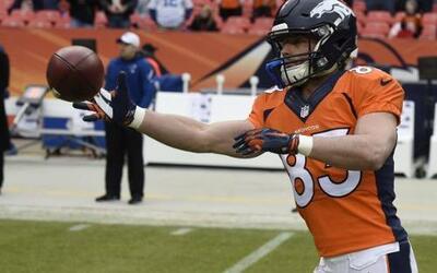 Receptor.- Wes Welker (AP-NFL).