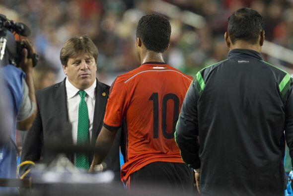 La Selección Mexicana comandada por Miguel Herrera fue una de las más af...