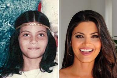 Venezuela vio nacer a una de las mujeres más bellas de la pantalla chica...