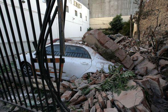 Terremoto de Chile. El sábado 27 de febrero a las 3:34 de la ma&n...