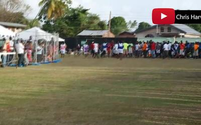 Carrera con cabras: una tradición que lleva más de 90 años en el Caribe