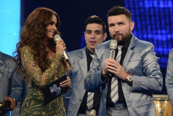 Poncho Lizárraga se unió a la mesa de jueces, con Larry Hernández y Alej...