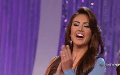 Bárbara Turbay habló de su reto en Nuestra Belleza Latina