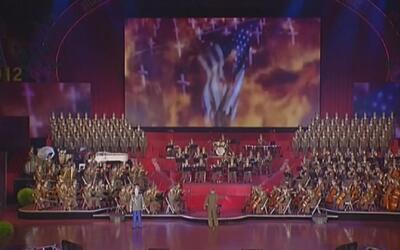 El video festivo de Corea del Norte que muestra a EEUU en llamas tras un...