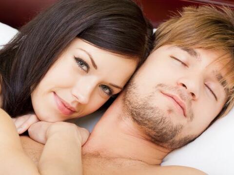 La cama es el santuario de la pareja, pues representa más all&aac...