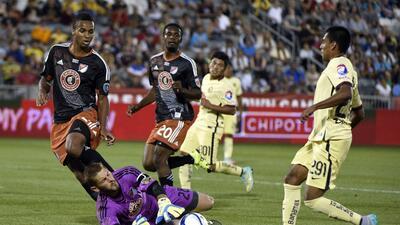 América Sub-20 vence a los Canteranos de la MLS en tanda de penales
