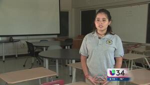 Xochitl, un ejemplo del éxito escolar