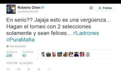 Reacciones en Twitter México vs. Panamá