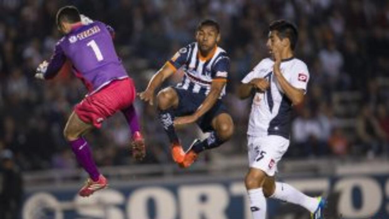 MOnterrey le volvió a ganara a Altamira en la Copa MX.