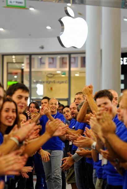 Los seguidores toman el valor de mercado de Apple al cierre del martes p...