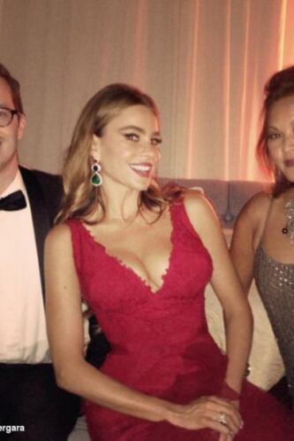 Sofía con sus amigos.Mira aquí lo último en chismes.