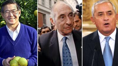 Mandatos presidenciales interrumpidos en América Latina